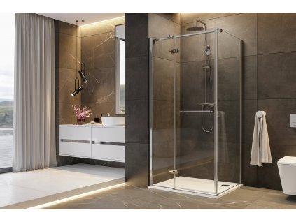 56975 aquatek vip2000 r13 obdelnikovy sprchovy kout 100x80cm oteviraci dvere
