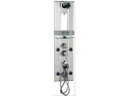 59120 sanotechnik palma sprchovy panel hlinik