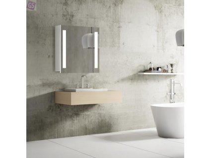 hapa design zrcadlova skrinka venedig 60