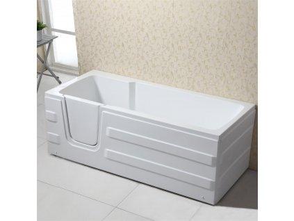 59528 1 sanotechnik haiti akrylatova vana s dvirky 170x76 cm