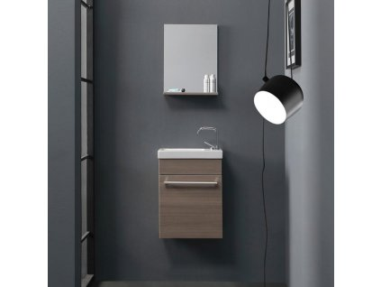 59828 kvstore smart levny koupelnovy nabytek do male koupelny 42cm kourovy dub