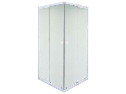 60338 sanotechnik ctvercovy sprchovy kout sirka 80 90cm posuvne dvere
