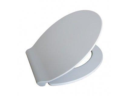 51371 Sanotechnik WC sedátko Duroplast