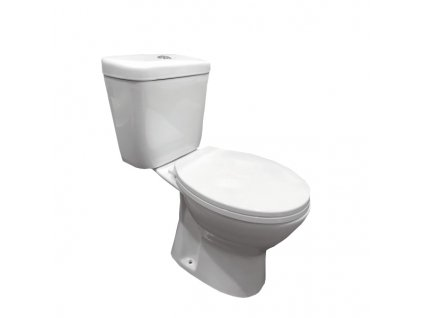 51965 Sanotechnik WC kombi se sedátkem