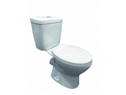 51968 Sanotechnik WC kombi se sedátkem