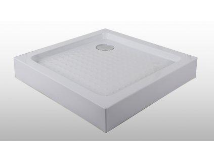 52052 Sanotechnik sprchová vanička abs čtvercová 80x80x12 5cm