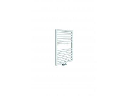 R823 Sanotechnik Rimini radiátor do koupelny 480W, bílý, rovný