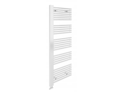 L160 Sanotechnik Linz radiátor do koupelny 550W, bílý, rovný 01