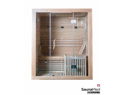 Saunamed finska sauna pre 3 osoby 01