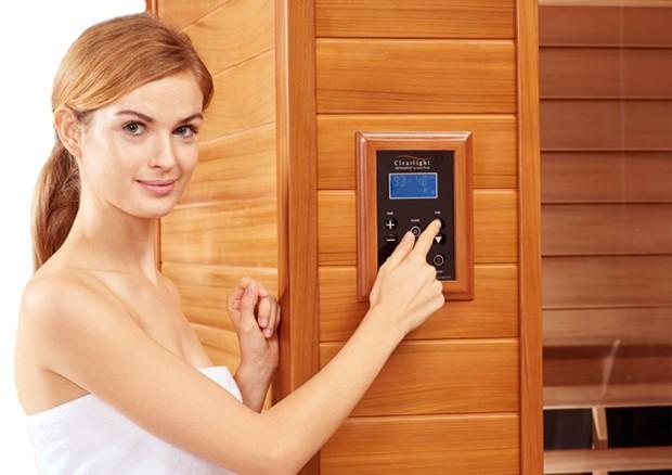 Kvalitná infrasauna pre domáce saunovanie