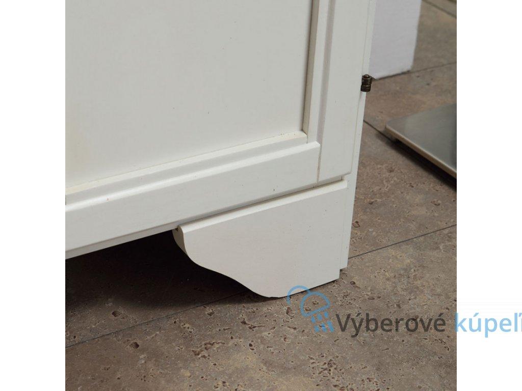 11084 kvstore lavanda retro kupelnovy nabytok 105cm biely