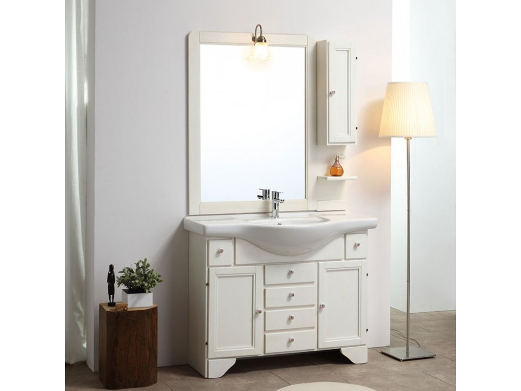 02010330100597 KV store LAVANDA kúpeľňový nábytok 105 cm 01