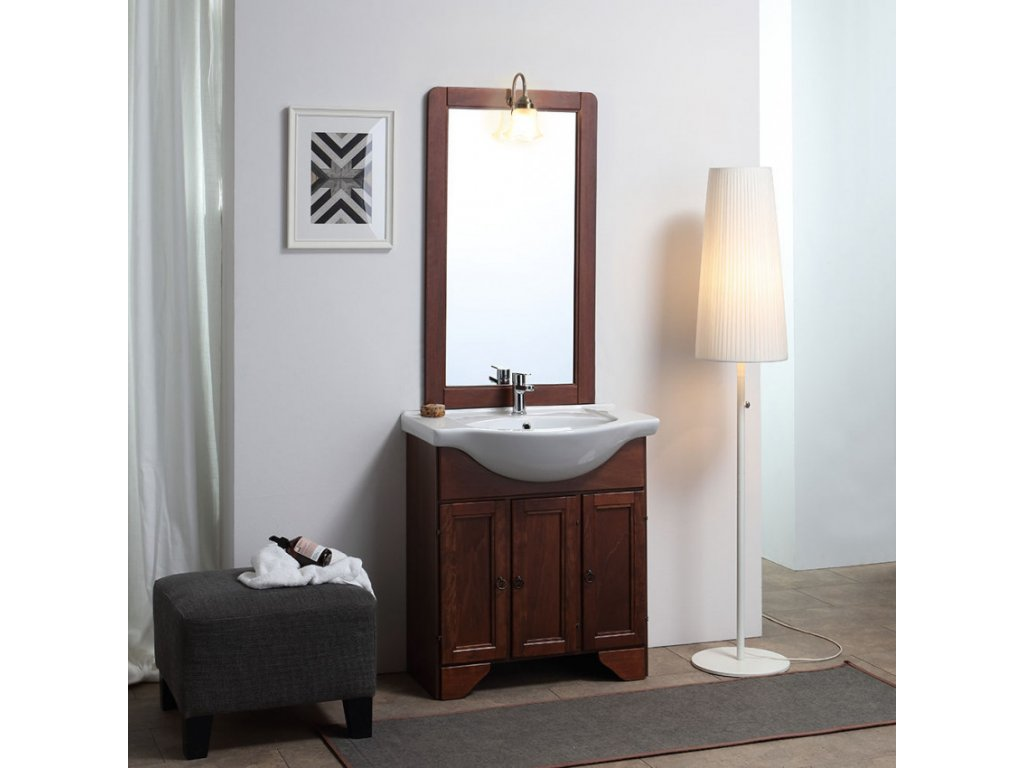 02010330100080 KV store LAVANDA kúpeľňový nábytok 75 cm 01