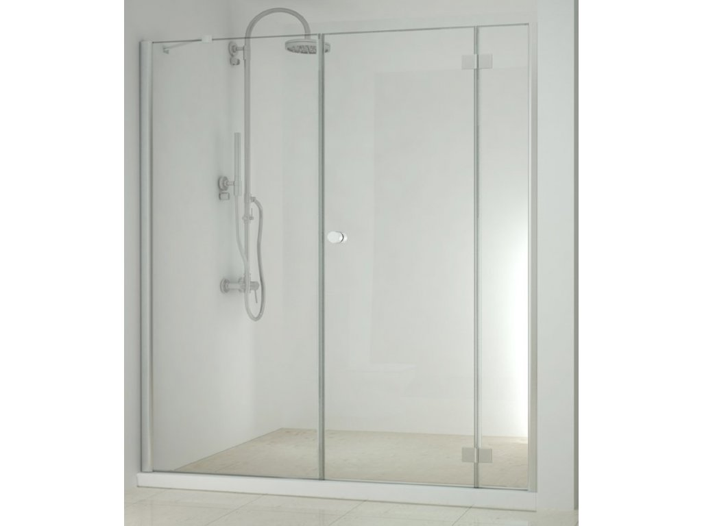 4310 sanotechnik smartflex sprchova zastena fix otvarave dvere sirka 150 240cm d1170 d1281r