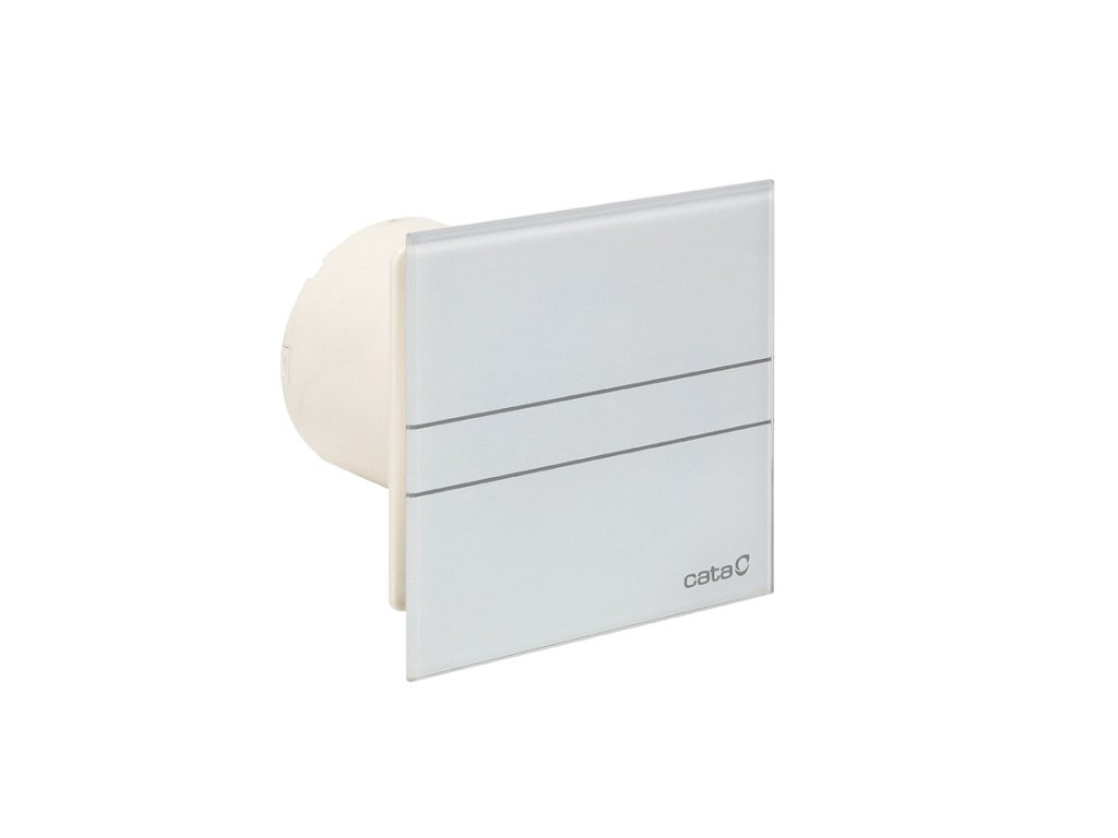 00900100 CATA E100 GT, ventilátor do kúpeľne s časovačom, biely