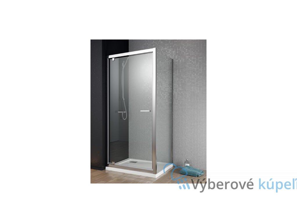 4910 radaway twist dw s stvorcovy sprchovy kut sirka 80cm otvarave dvere cire sklo 382001 01 382011 01