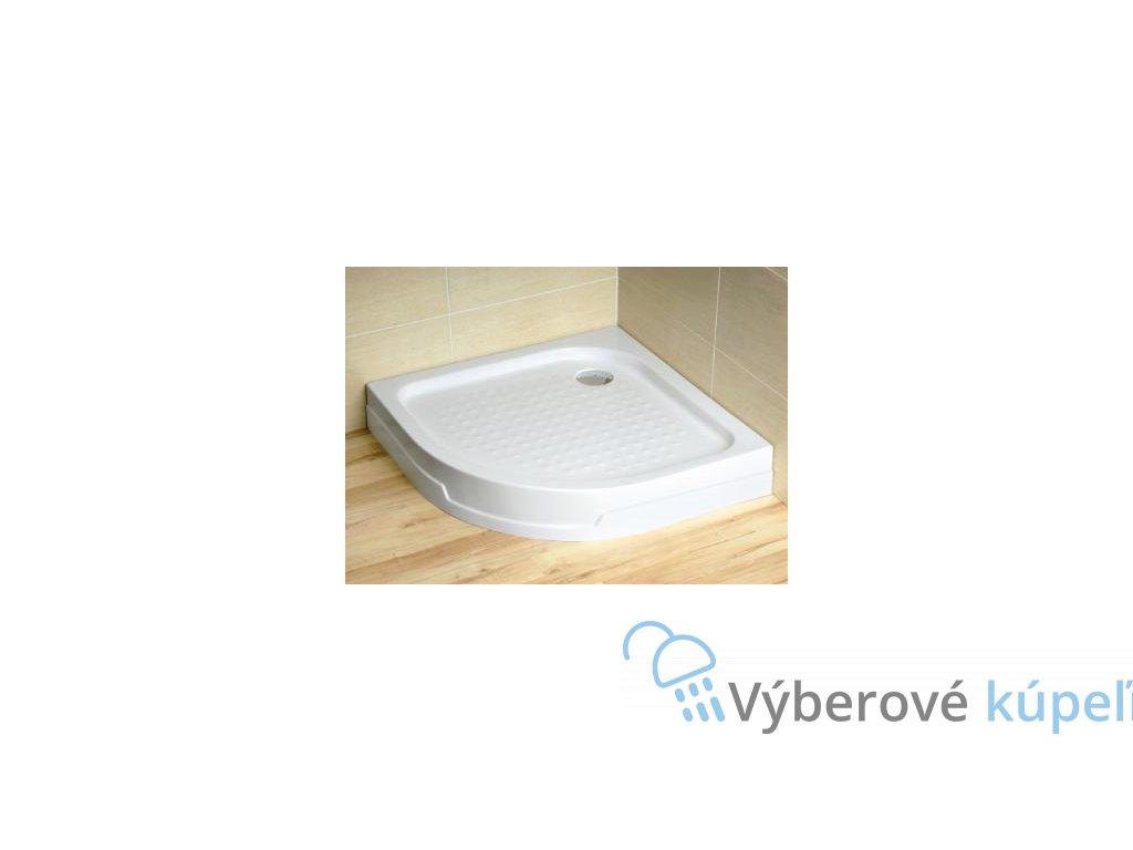 5123 radaway rodos a sprchova vanicka akrylat stvrtkruh 80cm 4p88155 03