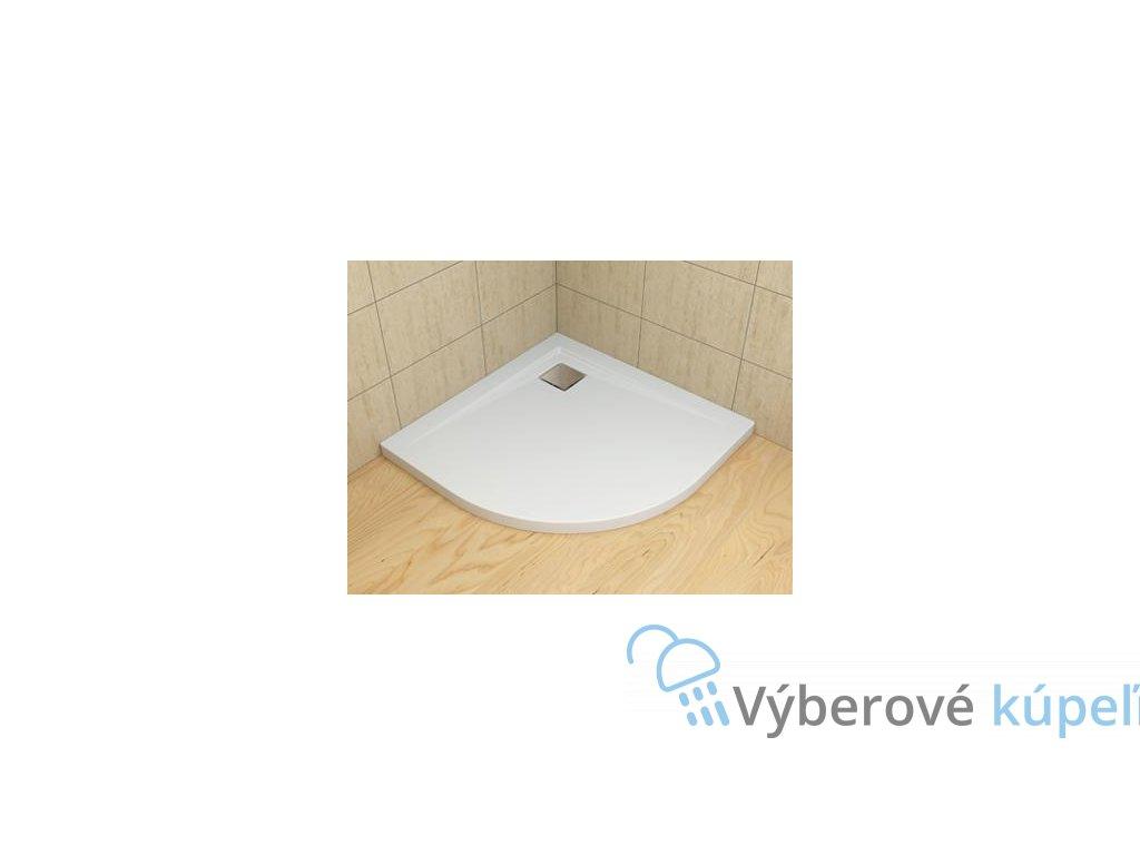 5129 radaway argos a sprchova vanicka akrylat stvrtkruh 90cm 4aa99 01
