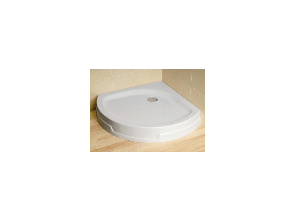 5138 radaway rodos b sprchova vanicka akrylat stvrtkruh 90cm 4d99155 03