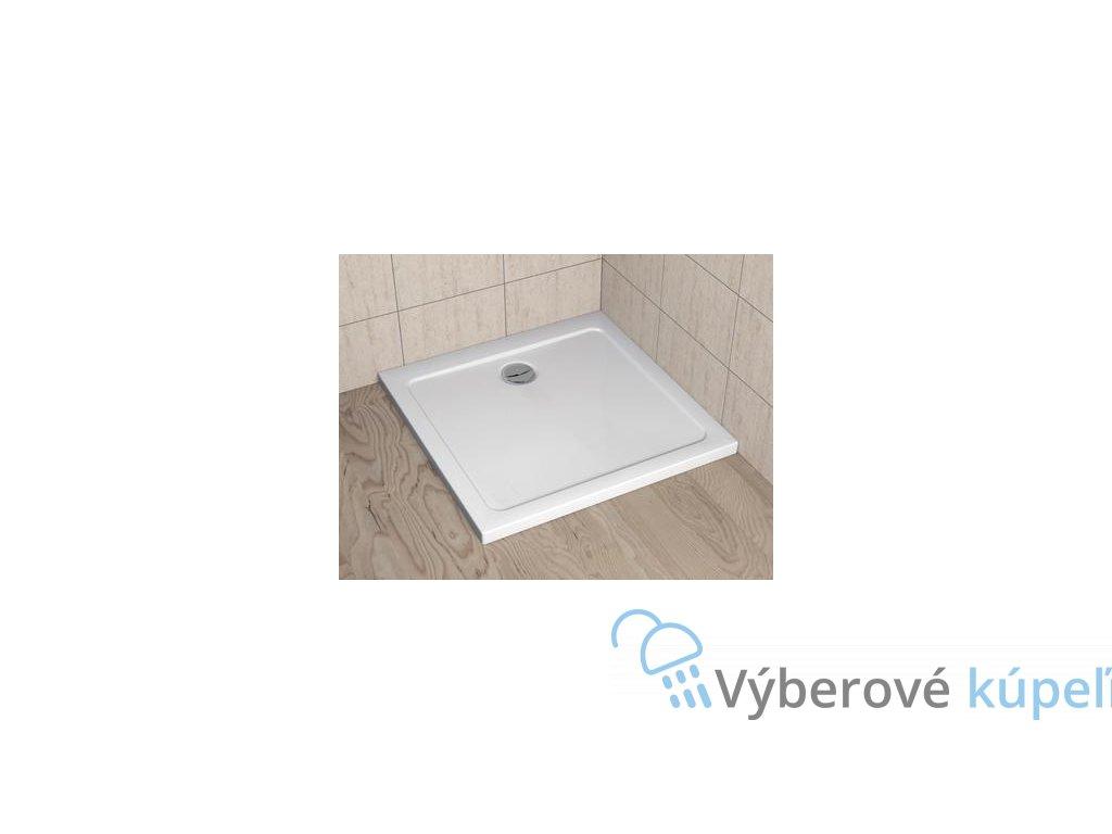 5156 radaway doros c sprchova vanicka akrylat stvorec 100cm sdrc1010 01