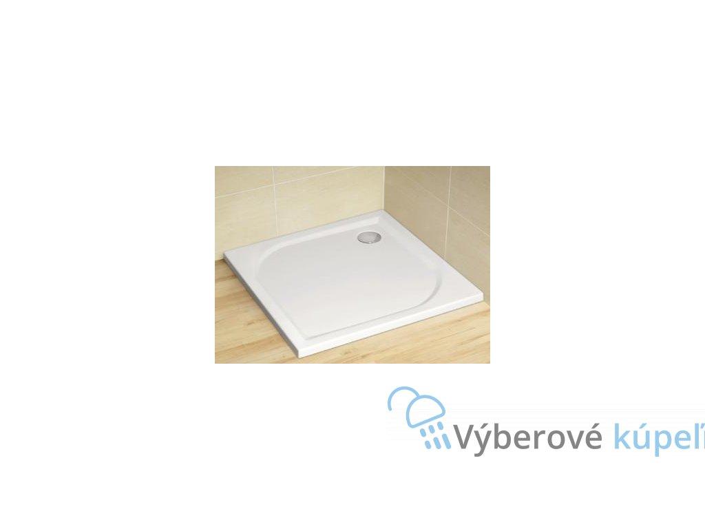 5165 radaway delos c sprchova vanicka akrylat stvorec 100cm sdc1010 01