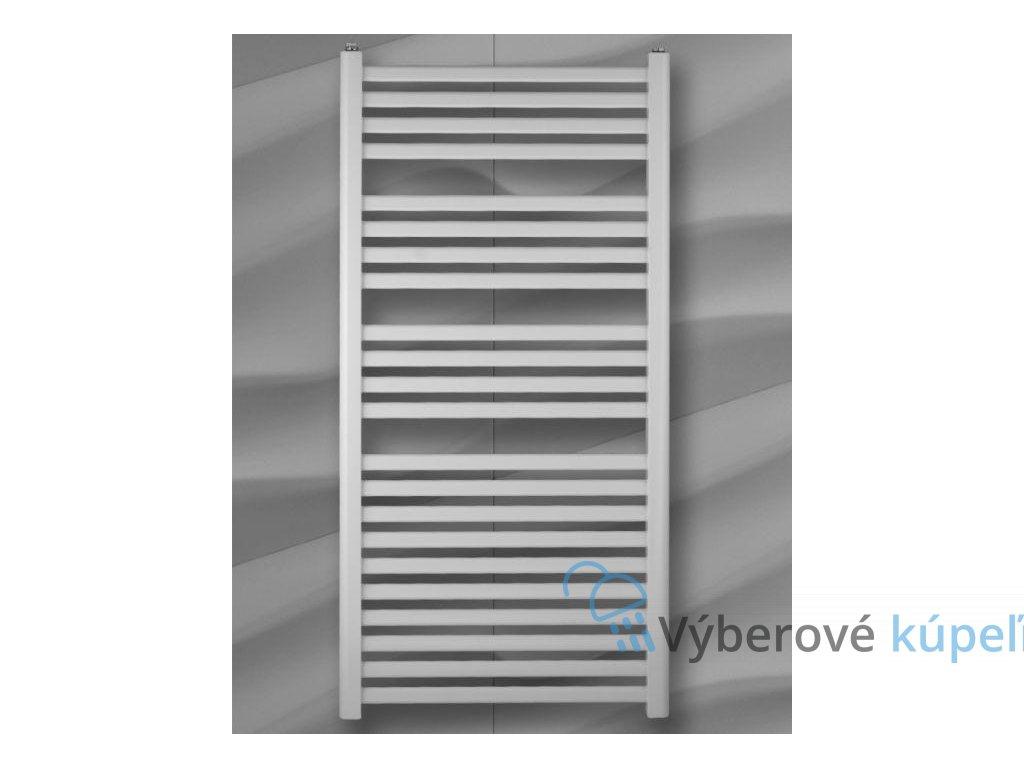 Očenášek BNP, radiátor do kúpeľne rovný (Rozmer 750x1850mm (biely))