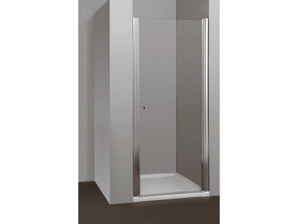 Arttec Moon, sprchové dvere šírka 80cm, otváravé celokrídlové (Farba skla Sklo grape)