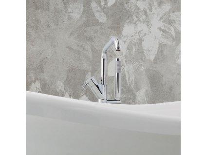 11519 kvstore romantica volne stojaca vana z liateho mramoru 167x73 cm