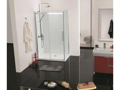 12506 1 sanotechnik elegance obdlznikovy sprchovy kut 120x80cm fix posuvne dvere
