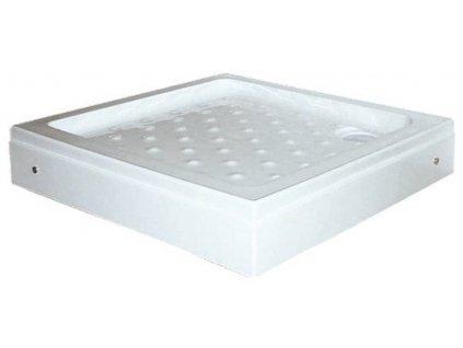 2564 sanotechnik sprchova vanicka akrylat stvorec 80cm so sifonom p18