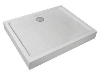 2576 sanotechnik sprchova vanicka akrylat obdlznik 100x80cm so sifonom p108