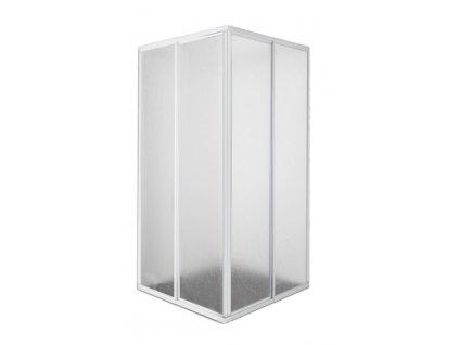 39776 sanotechnik stvorcovy sprchovy kut sirka 80 90cm posuvne dvere