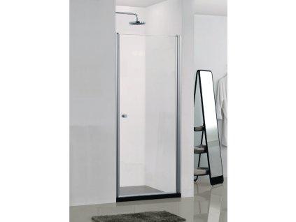4247 sanotechnik elegance sprchove dvere sirka 80cm otvarave celokridlove n1480