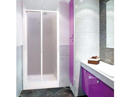 49004 aquatek royal b2 100 sprchove dvere sirka 100cm posuvne