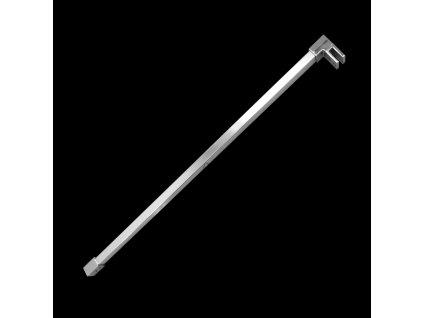Aquatek Oasis T4, rovná konzola hranatá, dĺžka 80-140cm (Rozmer 90cm)