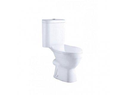 CT1222 Sanotechnik Style WC kombi so sedátkom