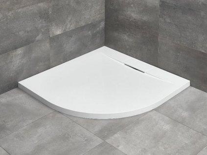 5216 radaway giaros a sprchova vanicka liaty mramor stvrtkruh 90cm mkga9090 03