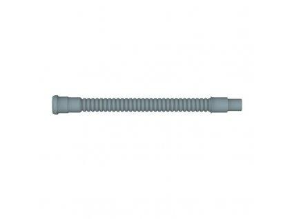 sanit odtokova flexilibna hadica 100cm dn50 k pripojeniu volne stojacej vani