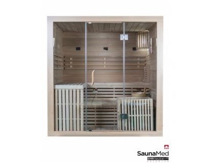 Saunamed finska sauna pre 6 osôb 01