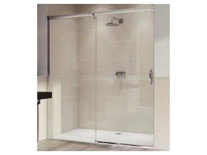 HUPPE Aura GT sprchové dvere, šírka 120cm, posuvné, 401414092322 (Umiestnenie dverí Pravé dvere)