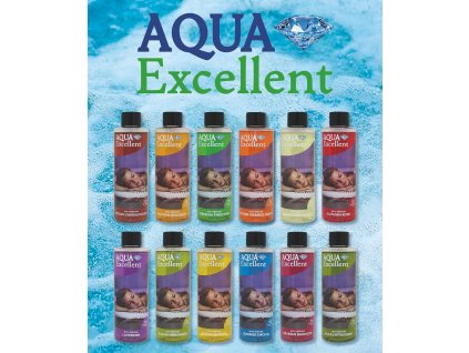 Aqua Excellent vůně do vody různé vůně 200ml