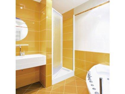 Aquatek Lux B1 70, sprchové dvere, šírka 70cm, otváravé