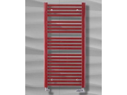 Očenášek BNEL, radiátor do kúpeľne rovný (Rozmer 600x1712mm (biely))