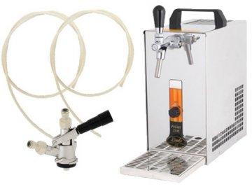 Výčepní zařízení PYGMY 25/K - komplet BAJONET  + Alkoholtester zdarma