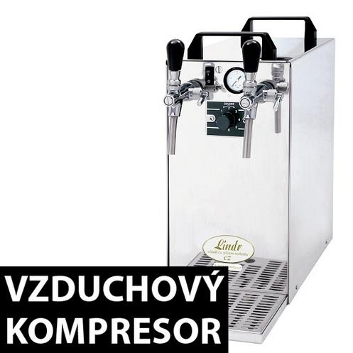 Výčepní zařízení KONTAKT 40/Kprofi komplet PLOCHÝ, KOMBI + Alkoholtester zdarma