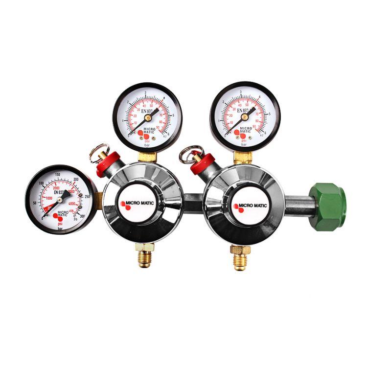 Redukční ventil N2 2st.