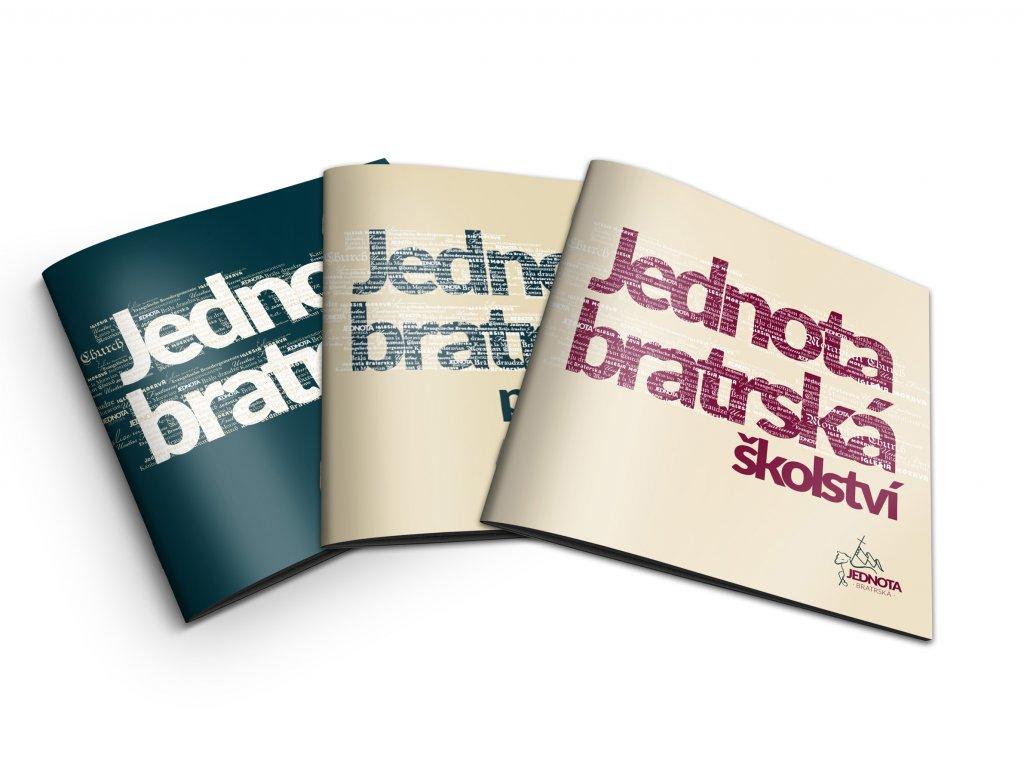 brožury obal
