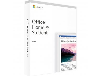 Office 2019 Home and Student ESD