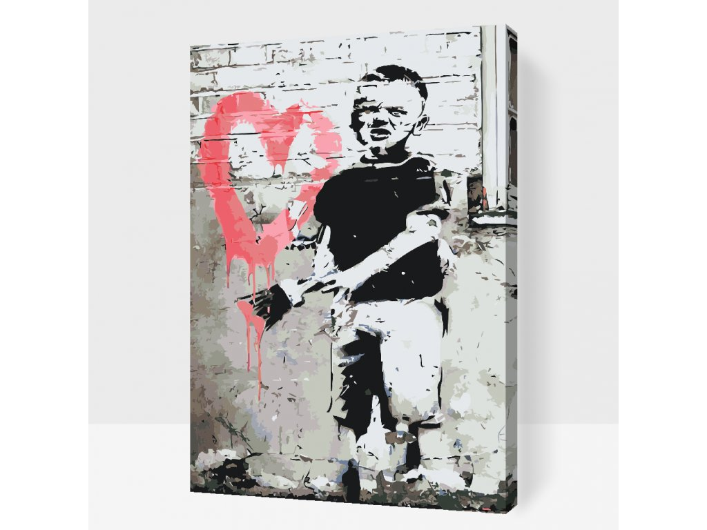 Banksy: Autor jedinečných děl opředených tajemstvím
