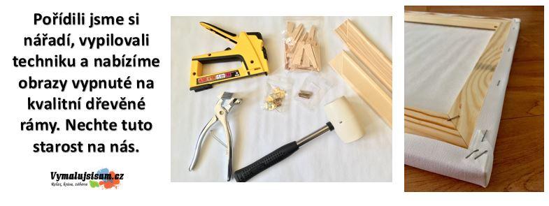 Intro 4 - Dřevěný rám